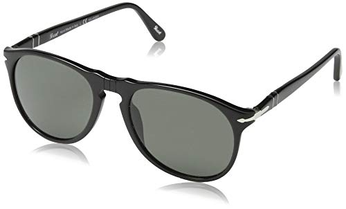 Persol - Occhiali da sole Mod.9649S, Black, 55 mm