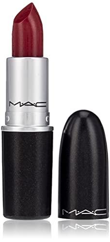 MAC Cremesheen Lipstick, Brave Red, 3 g