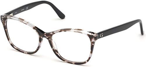 Guess Gafas anteojos GU2723 020 marco gris de plástico del tamaño de 54 mm de gafas de sol de las mujeres