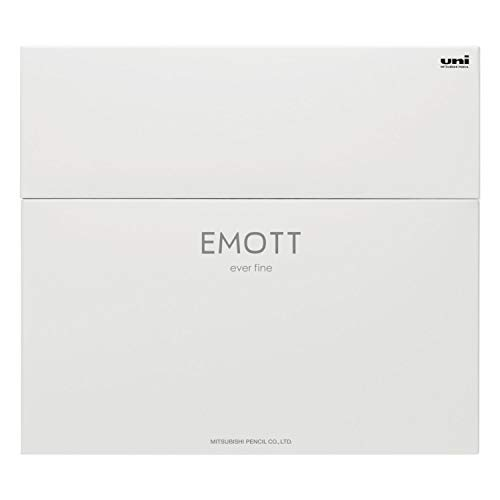 三菱鉛筆 水性ペン EMOTT エモット 40色 PEMSY40C