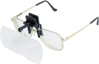 池田レンズ 双眼メガネルーペクリップタイプ1.6倍 HF40D