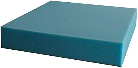 ventadecolchones.com Pieza de Espuma a Medida 60 x 120 x 10 cm - Densidad 25 kg/m3 Extrafirme, para Otras Medidas con...