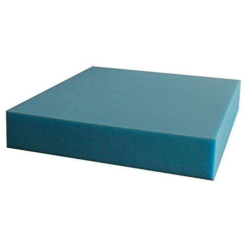 Pieza de Espuma a Medida 60 x 120 x 10 cm - Densidad 25 kg/m3 Extrafirme, para Otras Medidas consúltenos ✅