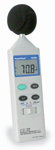 Digital-Schallpegelmesser, 3 1/2-stellig
