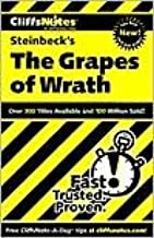 Steinbeck's the Grapes of Wrath (text only) 2nd (Second) edition by K. M. Vlcek