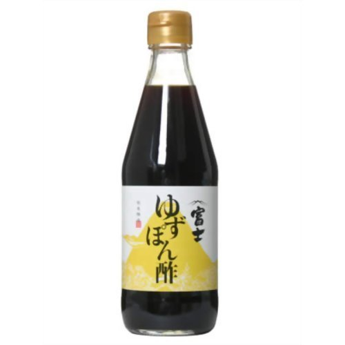 飯尾醸造 富士ゆずぽん酢 360ml ×4セット
