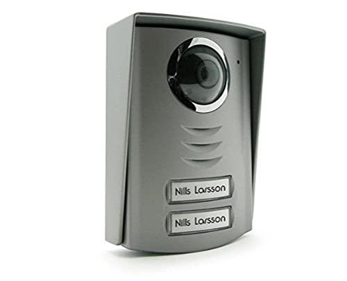 "Avidsen 112297 Exterior Gris - Cámara de vigilancia (Exterior, Gris, Pared, 70°, CMOS, 25,4/4 mm (1/4""))"