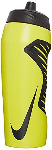 NIKE Borraccia unisex HyperFUEL 680,4 g, limone/nero
