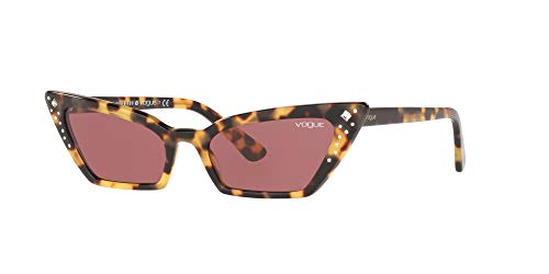 Vogue 0VO5282SB Gafas de sol, Yellow Havana, 54 para Mujer
