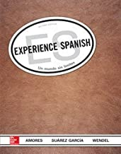 Experience Spanish Second Edition (Loose Leaf Edition with Access Code and Workbook
