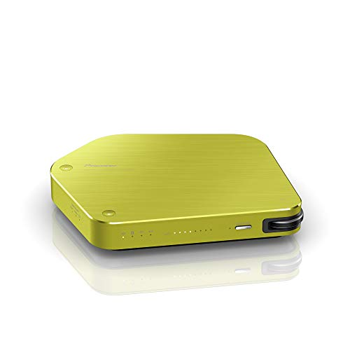 パイオニア Stellanova Bluetooth対応 ハイレゾオーディオ USB DACアンプ単体 グリーン APS-DA101JGR