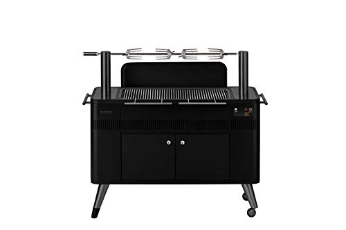 Everdure HBCE3BUS HUB II by Heston Blumenthal 54″ Charcoal Grill w/ Rotisserie Review