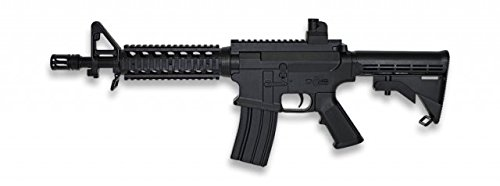 potente comercial fusil m4 airsoft pequeña