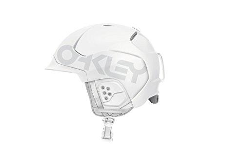 Oakley Mod5 Factory Pilot Snow Helmet, Matte White, Medium