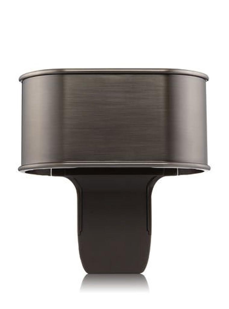ヒープ不機嫌そうな確立【Bath&Body Works/バス&ボディワークス】 ルームフレグランス プラグインスターター デュオプラグ (本体のみ) Scent Switching Wallflowers Duo Plug Brushed Faux Nickel [並行輸入品]