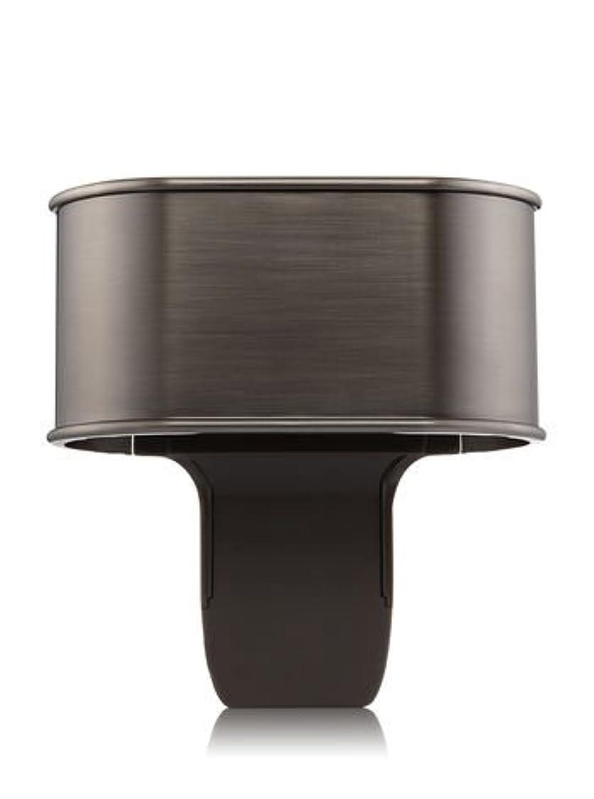 バリー経験ゲート【Bath&Body Works/バス&ボディワークス】 ルームフレグランス プラグインスターター デュオプラグ (本体のみ) Scent Switching Wallflowers Duo Plug Brushed Faux Nickel [並行輸入品]