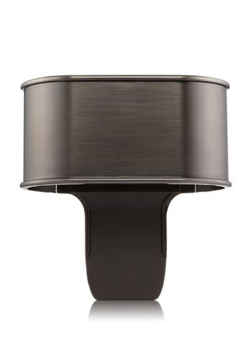 常習的揮発性スリッパ【Bath&Body Works/バス&ボディワークス】 ルームフレグランス プラグインスターター デュオプラグ (本体のみ) Scent Switching Wallflowers Duo Plug Brushed Faux Nickel [並行輸入品]