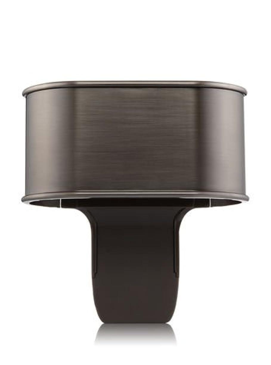 呼び起こす商人変数【Bath&Body Works/バス&ボディワークス】 ルームフレグランス プラグインスターター デュオプラグ (本体のみ) Scent Switching Wallflowers Duo Plug Brushed Faux Nickel [並行輸入品]
