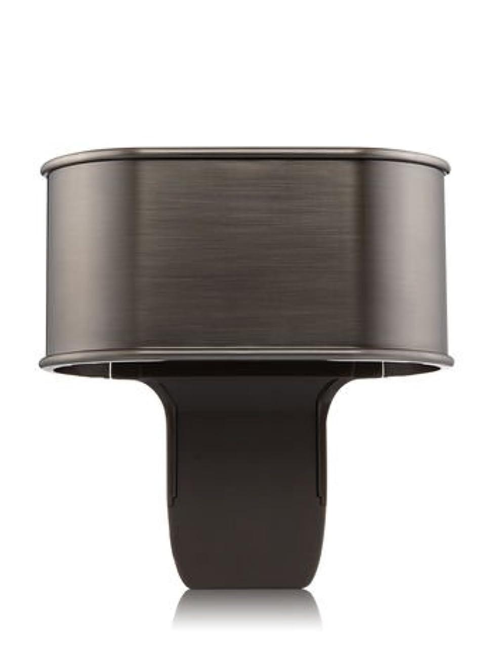 情報オーロック主導権【Bath&Body Works/バス&ボディワークス】 ルームフレグランス プラグインスターター デュオプラグ (本体のみ) Scent Switching Wallflowers Duo Plug Brushed Faux Nickel [並行輸入品]