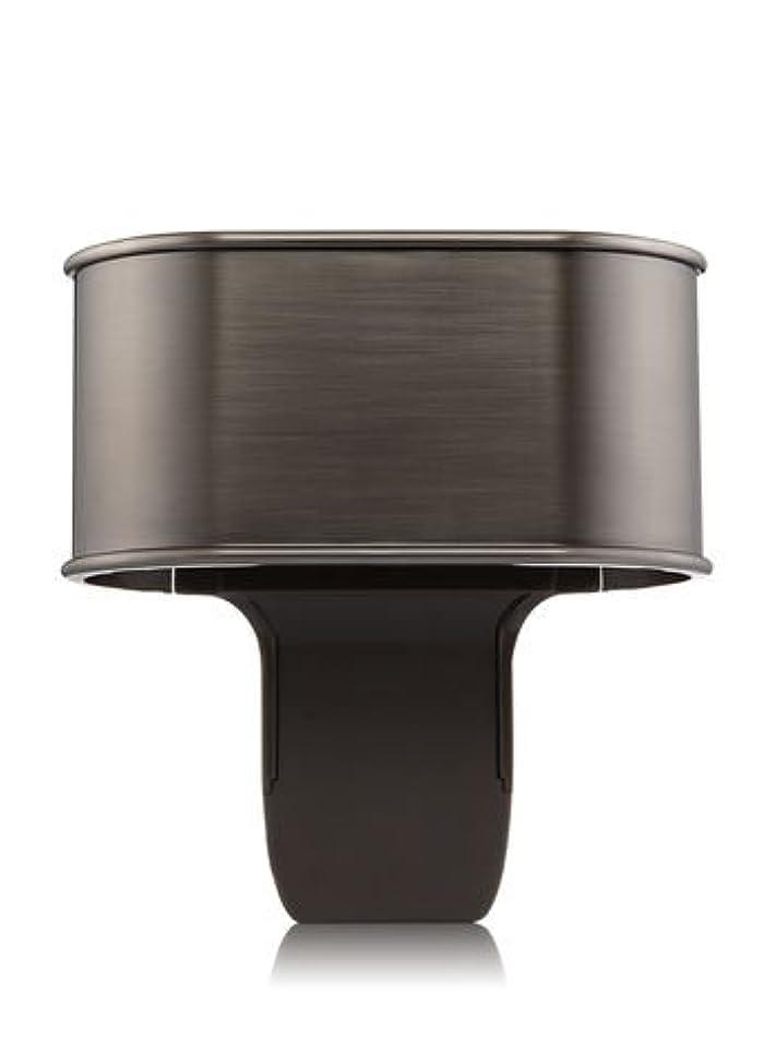 立場ボート守銭奴【Bath&Body Works/バス&ボディワークス】 ルームフレグランス プラグインスターター デュオプラグ (本体のみ) Scent Switching Wallflowers Duo Plug Brushed Faux Nickel [並行輸入品]