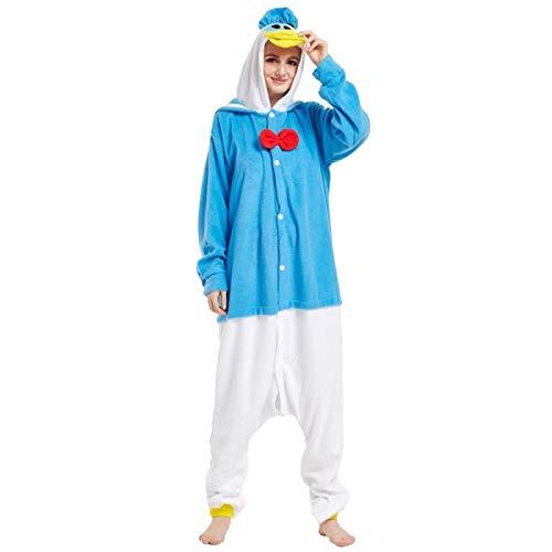 Zyuan Traje Cosplay For Adultos Bodies Animales Pijamas Fiesta De Navidad De Disfraces De Halloween For La Mujer Hombre ShanDD (Color : D, Size : Medium)