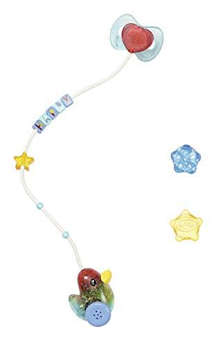 Zapf Creation 830017 BABY born Happy Birthday Interactive Magic Schnuller 43 cm