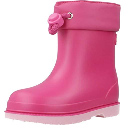 Botas para niña, Color Rosa (Fucsia), Marca IGOR, Modelo Botas para Niña IGOR W10211 Rosa