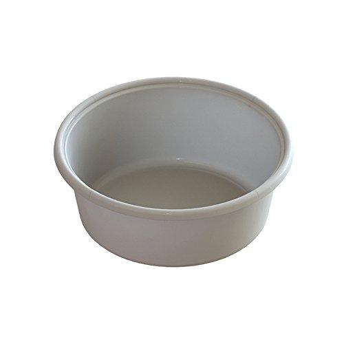Kerbl 324811 Futterschale, 6 L, grau