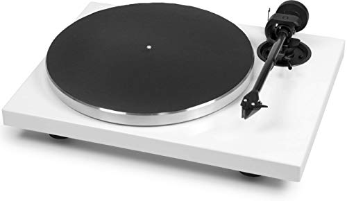 Pro-Ject Xpression Carbon Classic Plattenspieler (2MSILVER) weiss