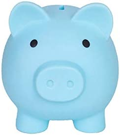 Cute Piggy Bank Coin Bank for Boys and Girls Children s Plastic Shatterproof Money Bank Children product image