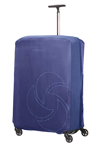 Samsonite Global Travel Accessories - Funda para Maleta Plegable , XL, Azul (Midnight Blue)