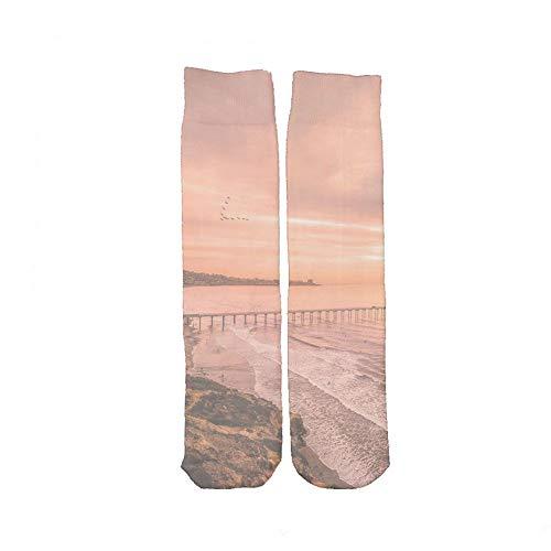 Generic Haben Mit California Kompatibel Mit Socks Baumwollfabrik Guy Stoßfestigkeit