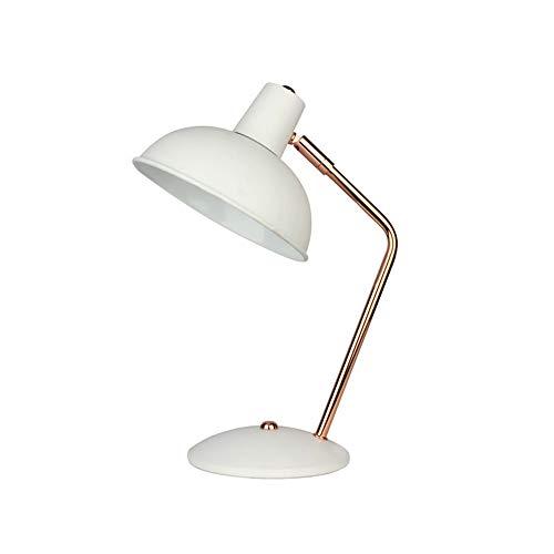 WHSS Table Lamp Nórdico Minimalista Lámpara De Lectura Escritorio De Oficina Estudio Salón Metal De La Manera Lámpara De La Lámpara LED De Ojos 16CM * 30CM