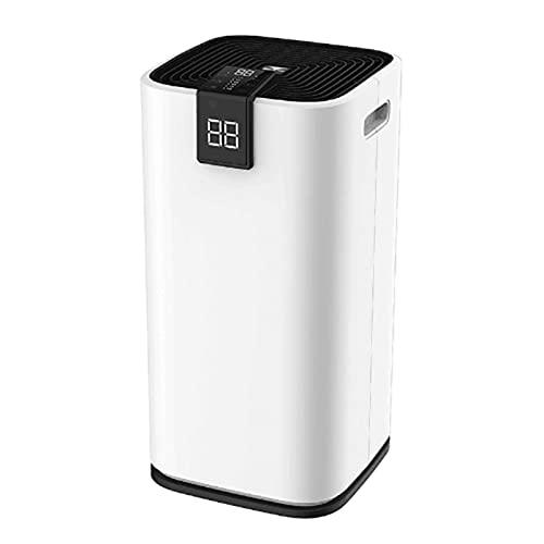 Deumidificatore 2.2 litri 1700 metri quadrati Serbatoio idrico portatile sicuro può essere collegato al tubo di drenaggio del seminterrato camera da letto del garage