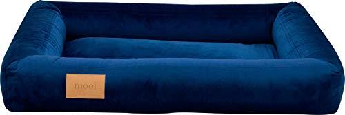 cuccia cane blu MOOI Simple Blue