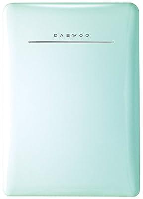 Daewoo Retro Compact Refrigerator