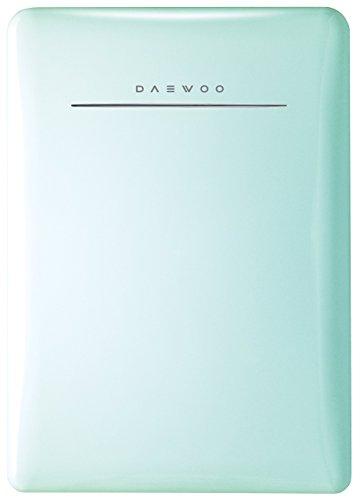 Daewoo Retro Compact – Refrigerador, Verde (Mint), 1, 1