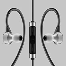 RHA MA750i Earbuds: Hi-Res Stainless Steel Noise Isolating In-Ear Headphones with Apple Remote & Mic
