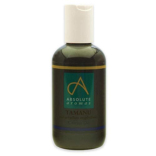 Absolute Aromas Tamanu öl 50ml - Pur, natürlich, unraffiniert, kaltgepresst, tierversuchsfrei, vegan, gentechnikfrei - Näturliche Haut-, Kopf- und Nagelpflege