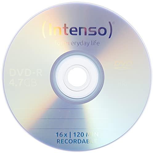 Intenso -   DVD-R 16x Speed