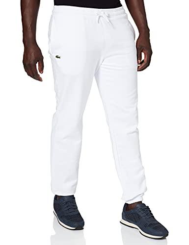 Lacoste XH7611 Pantalón, Blanc, 6XL para Hombre