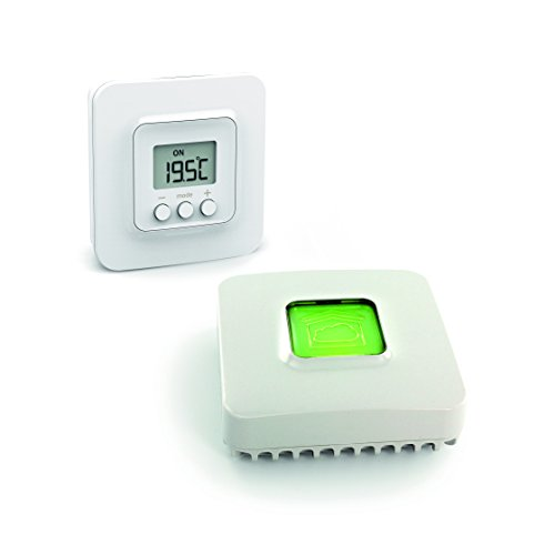 Delta Dore PACK TYBOX 5000 conectado 6050644 - Pack termostato filar conectado