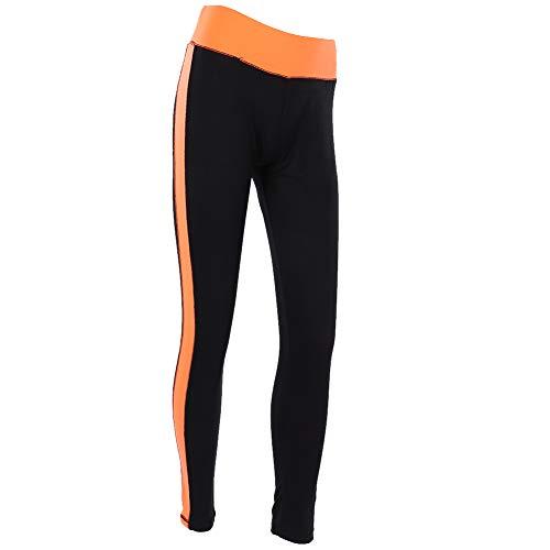 Alvinlite Pantalones de Fitness, señoras Yoga Gym Fitness Pants Pantalones de Levantamiento de Cadera Leggings de Ejercicio Artículos Deportivos de Moda(M)