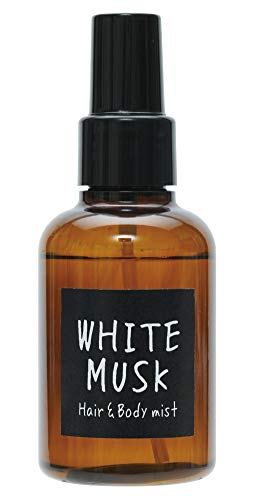 ノルコーポレーション ヘア&ボディミスト JohnsBlend ホワイトムスク 105ml OA-JON-11-1 ホワイトムスクの香り