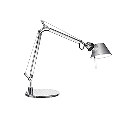 Artemide Tolomeo Micro E14 lámpara de mesa aluminio