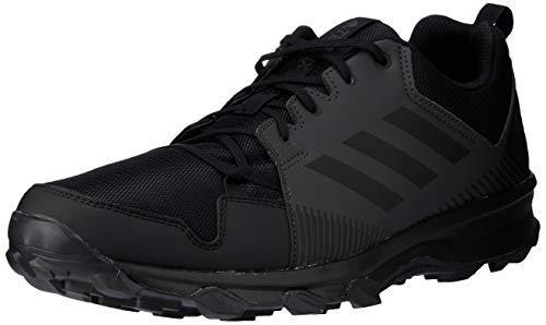 Adidas Terrex Tracerocker, Zapatillas de Senderismo para Hombre, Negro (Negbas/Neguti...
