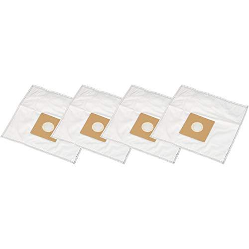 4 Staubsaugerbeutel geeignet für Philips Silence, Super Max, T 300 / T300, T 300 bis 800, T 3000