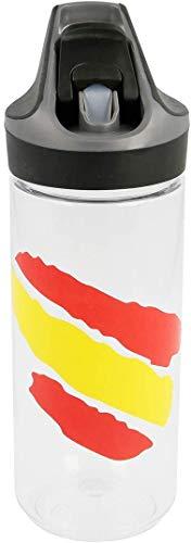 3189; Botella tritan Premiun Mediana España; Capacidad 620 ml; producto de plástico, reutilizable; no BPA.