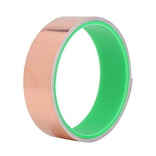 Dilwe cinta de cobre de aluminio, múltiples usos fuerte adhesivo cinta de...