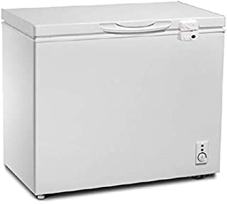 Nikai 260L Chest Freezer, White - NCF260N5